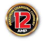 12amp badge