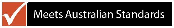 meets australian standards